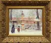 547: Painting, Gribennikov, Russian
