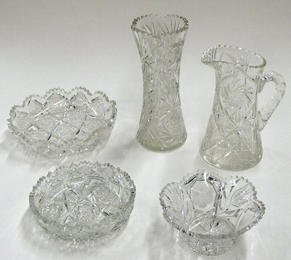 2014: Brilliant cut crystal groups