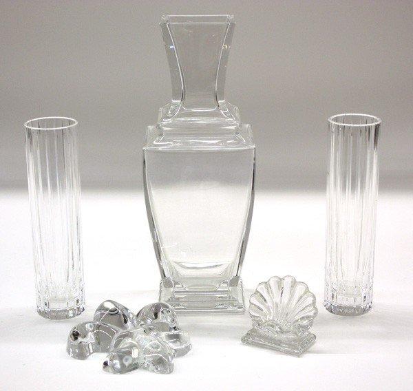 6001: Baccarat crystal