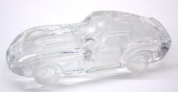 6003: French  Crystal Daum Ferarri