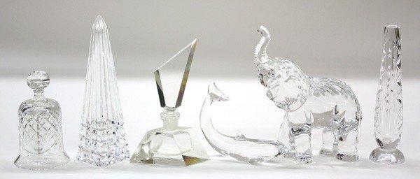 6009: Waterford crystal