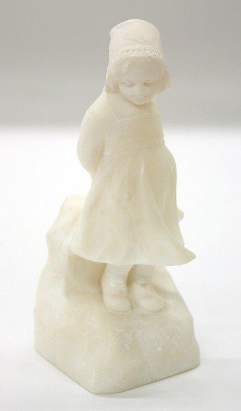 6017: Marble Sculpture, Dante Zoi