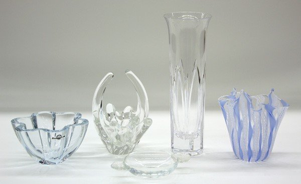 6020: Crystal, Lalique, Stromberg and Daum