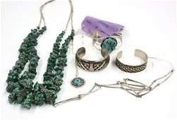 6672: Native American jewelry