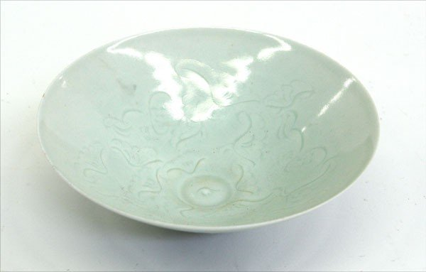 4022: Chinese Celadon Glazed Bowl