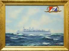 4450: Painting, Paul Wesley Arndt