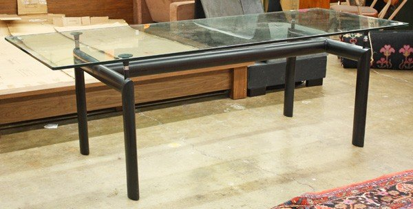 7000: Le Corbusier style LC6 table
