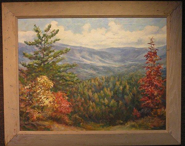 3: Oil/canvas, George M. Johnson