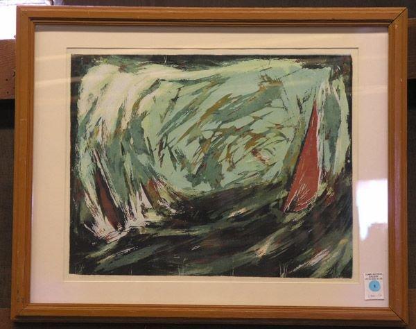 4: Oil/canvas, A. Bausher