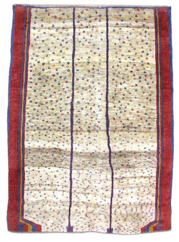 2001: Persian Gabbeh Carpet