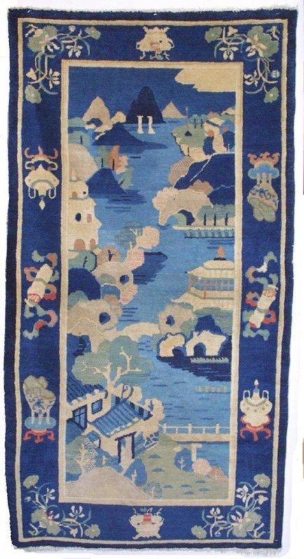 2003: Chinese rug