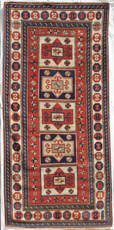 2004: Fakralou Kazak rug