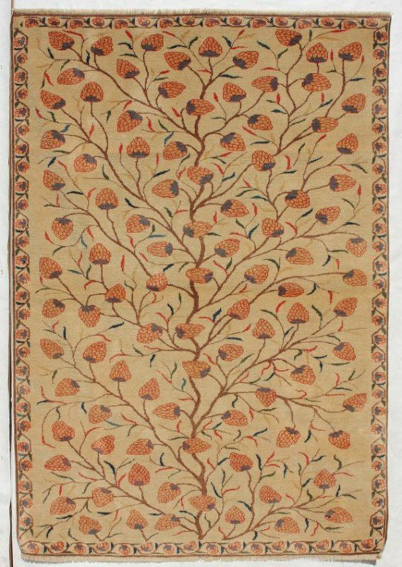 2012: Tree of life carpet