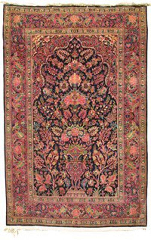 2013: Persian rug