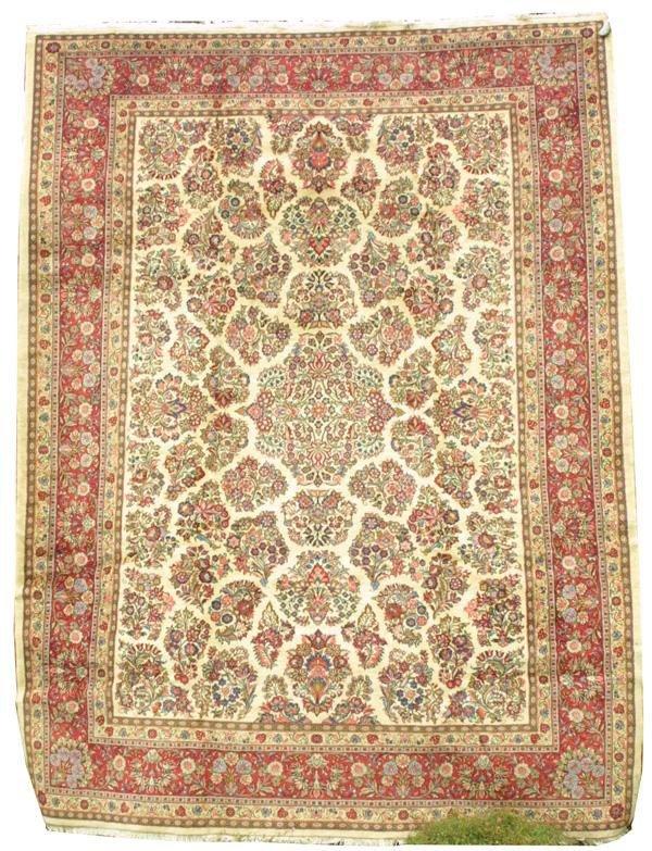 2015: Saruk carpet