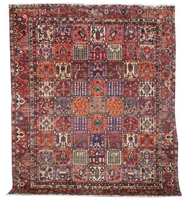 2023: Bakhtiari carpet