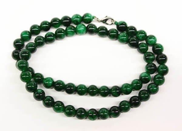 12: Chinese Hardstone Necklace