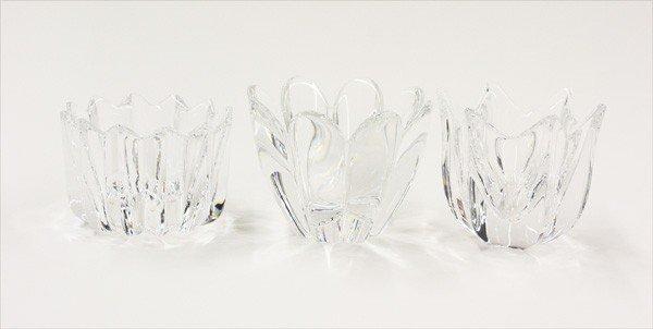 6014: Orrefors crystal group