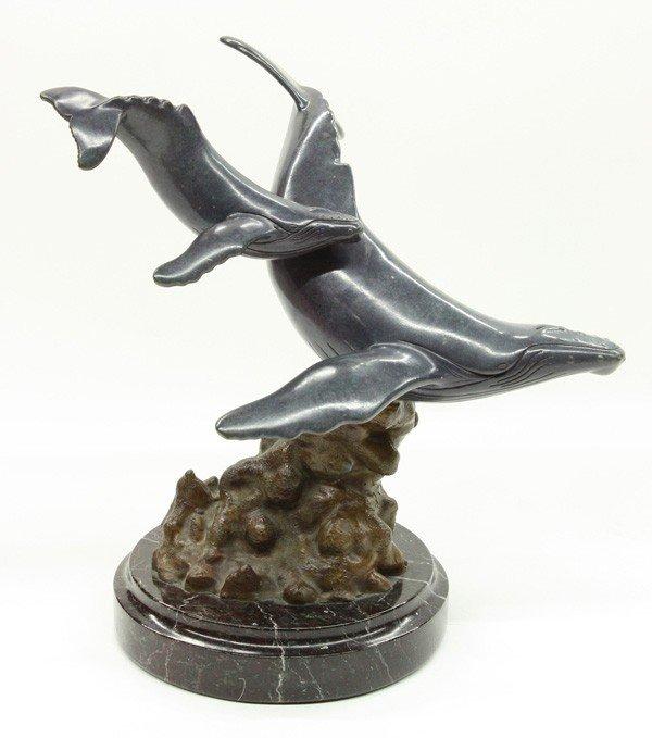 6017: Sculpture, Joseph Francis Quillan, Lahaiaa Kai