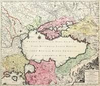 6065: Map, ''Nova et Accurata Tartariae Europae...''