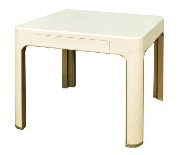 2327: John Dickinson foyer table