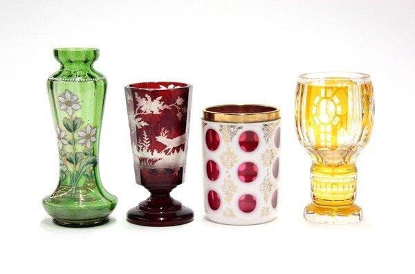 2007: Bohemian glass group