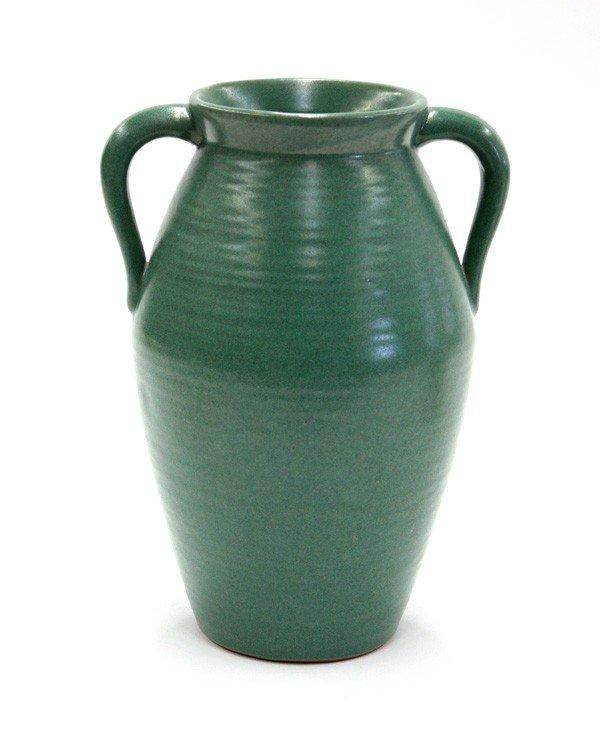 2018: Zanesville stoneware jar