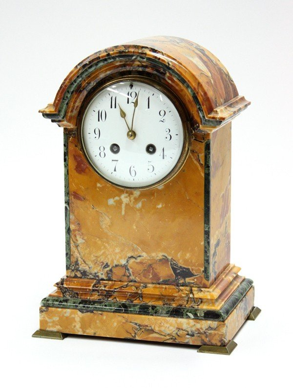 6018: French mantle clock