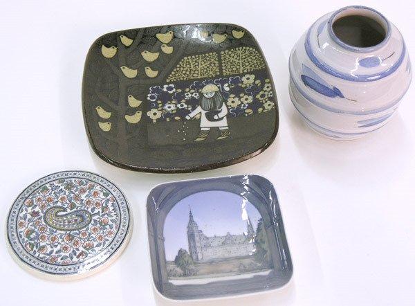 6012: Arabia, Copenhagen and Gien Ceramic