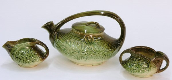6023: McCoy tea set