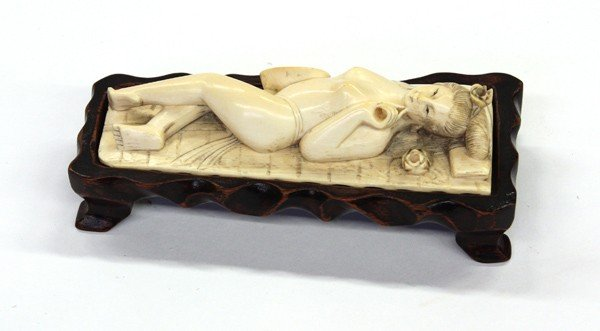 4006: Chinese Ivory Doctor's Model