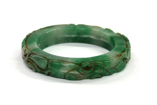 4011: Chinese Jade Bracelet