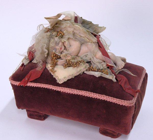 4016: Marilyn Radzat Sleeping Angel
