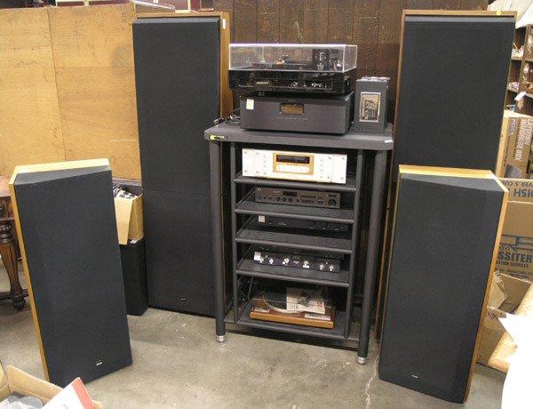 4193: Pro Stereo, Goldmund, Sunfire, NuVista