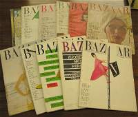 4243: Look, Life & Bazar, 1957-70, 25 issues