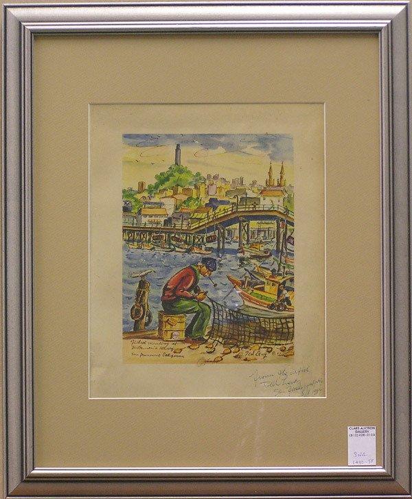 4342: Prints, Ted Lewy