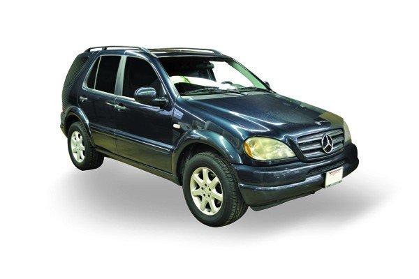 2402: 1999 Mercedes Benz ML 430