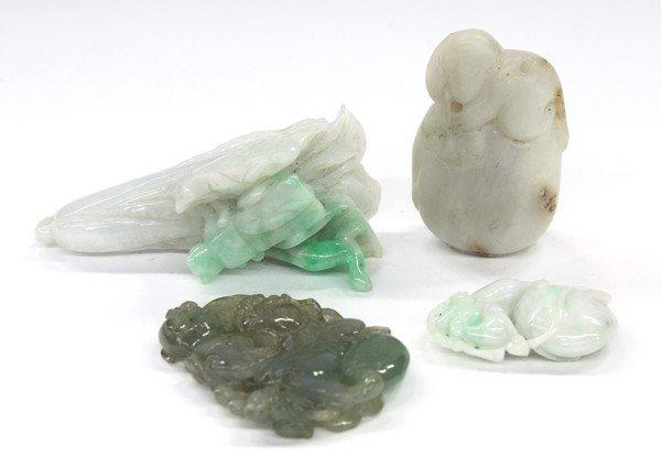 23: Chinese Jade/Jadeite Decorations