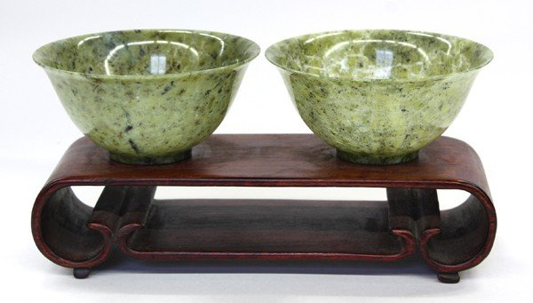 24: Chinese Hardstone Bowls and Carving