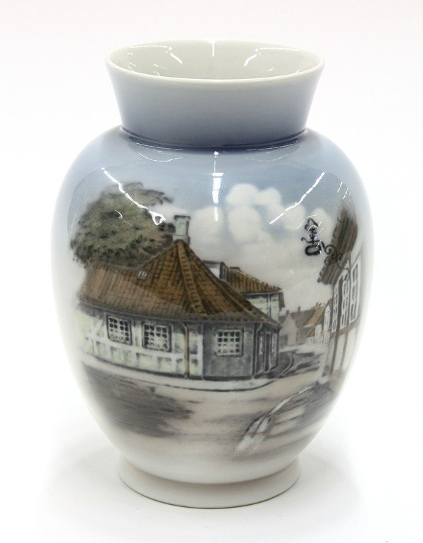 6006: Royal Copenhagen vase