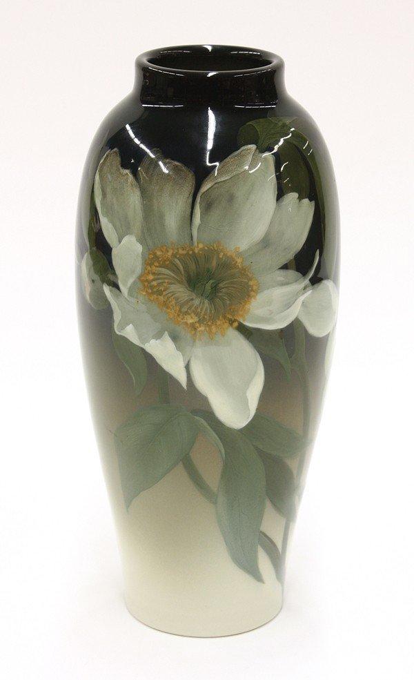 6017: Rookwood Iris glaze vase, Sax 1903