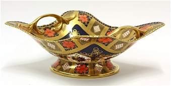 6024: Crown Derby ''Old Imari'' centerpiece