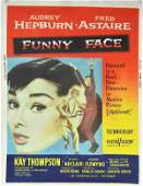 6282A: Film poster, Funny Face (1957)