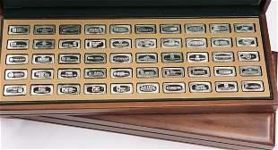 6552: Sterling silver ingots