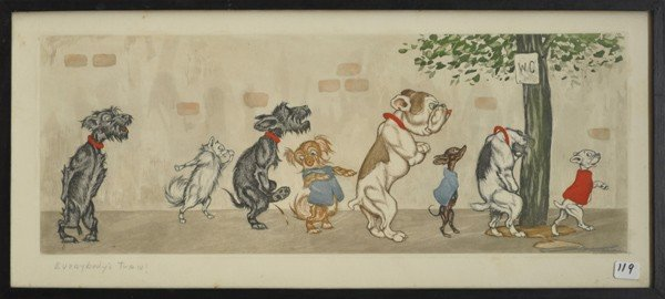 4298: Etching, Boris O'Klein, Dirty Dogs