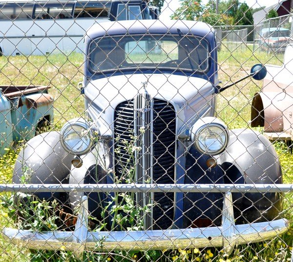 7: 1937 Dodge Pickup