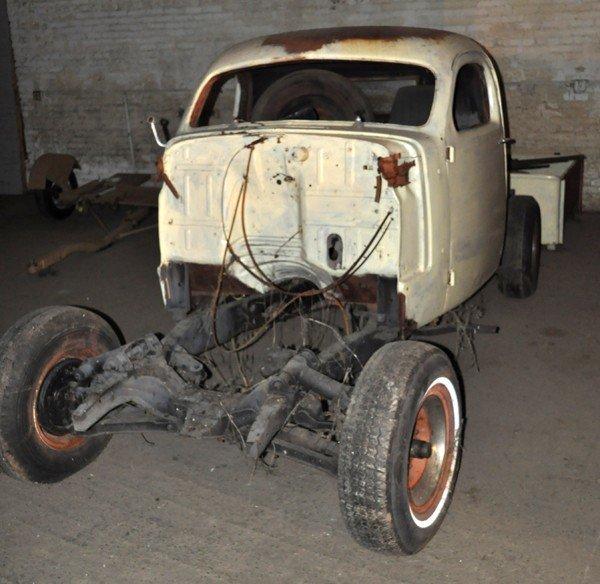10: 1937 Studebaker Pickup
