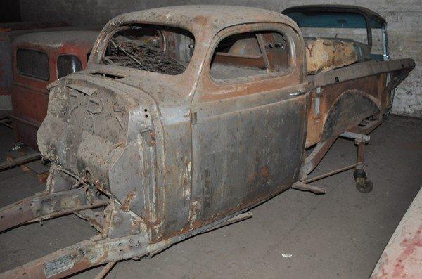 11: 1938 Studebaker Pickup