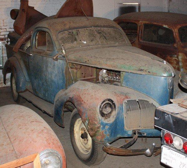 13: 1939 Studebaker Pickup