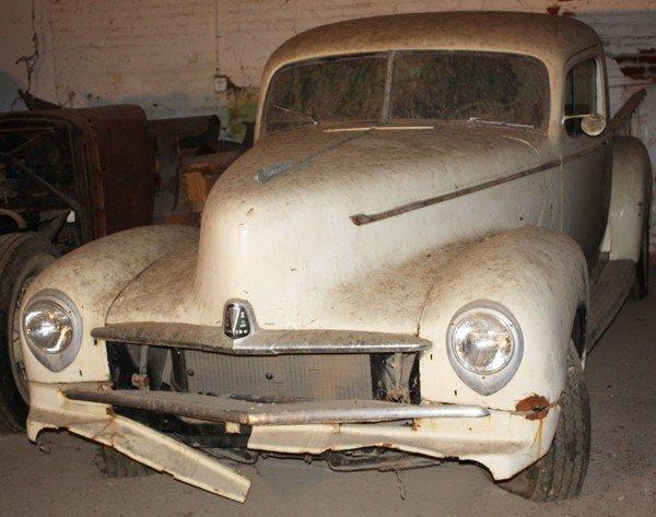21: 1947 Hudson Pickup